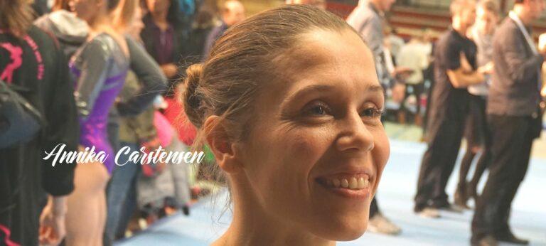 Annika Carstensen Trainerin Turnerin
