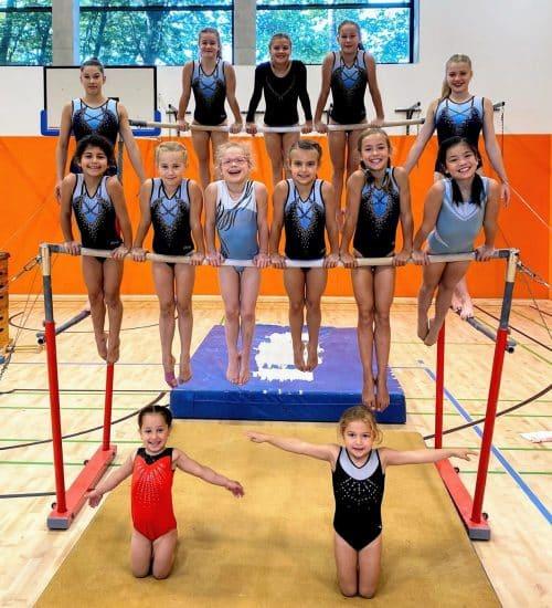 HT16 Turnerinnen Leistungsturnen unser Mädchen im Alter von drei bis 18 Jahren. Turn-Team Hamburg 2021!